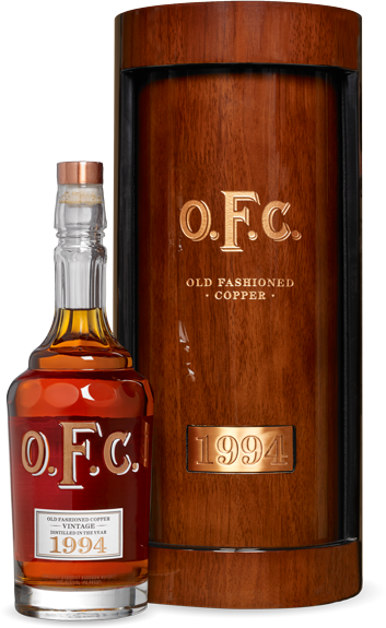 1994 O.F.C Bottle & Canister