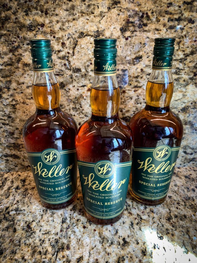 Weller_SR_3_bottles