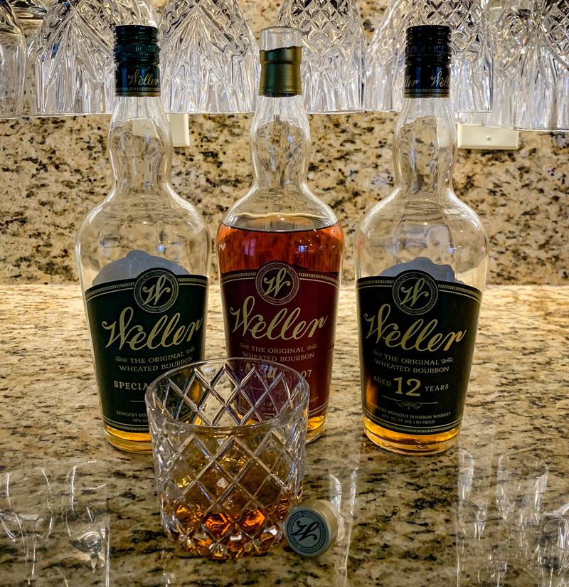 Weller-Bourbon-Tasting