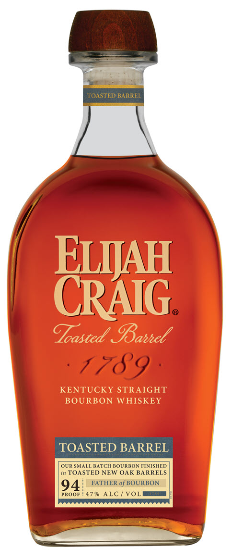 Elijah Craig Toasted Barrel Bottle