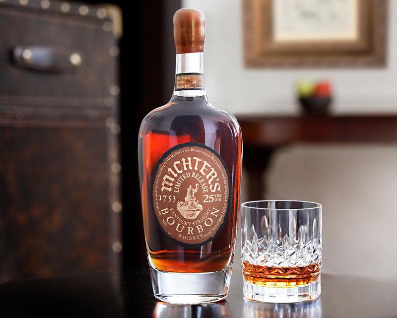 Michters-25-Year-Bourbon