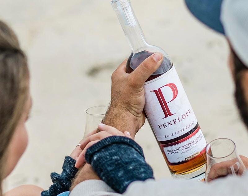 Penelope-Bourbon-Rose-Cask-Finish-bottle