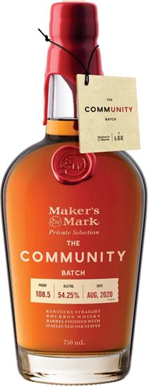 Makers-Mark-CommUNITY-Batch-Bottle-detail