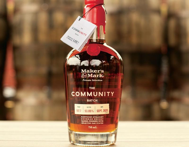 Makers-Mark-CommUNITY-Batch