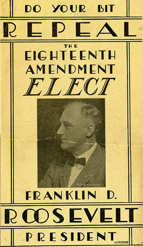 FDR Repeal Flyer