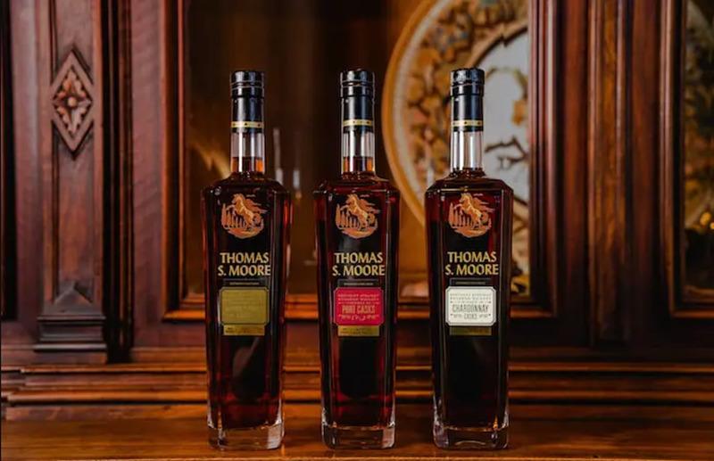 Thomas S. Moore Extended Cask Finish Whiskeys