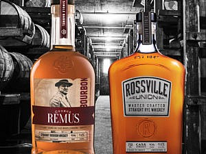 MGP George Remus and Rossville Union Rye Single Barrels