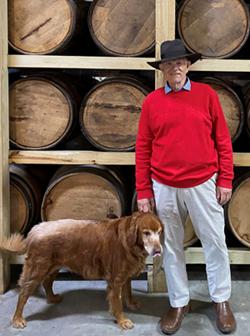 Steve Thompson of Kentucky Artisan Distillery