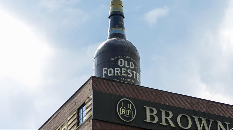Brown-Forman Shivley Kentucky
