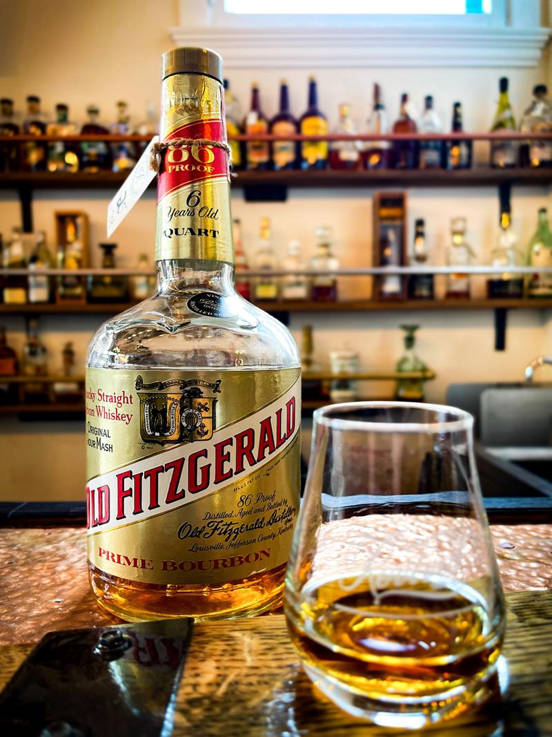 Old Fitz Prime Tasting