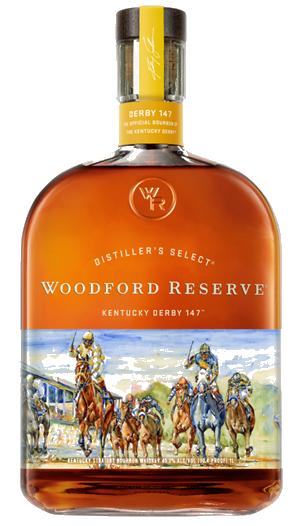 Kentucky Derby Woodford Reserve Bottle