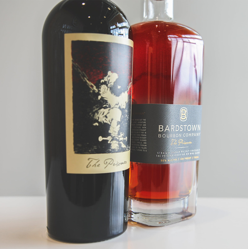 Bardstown Bourbon Company - The Prisoner Collaberation
