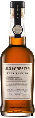 Old Forester 117 Series Bottle