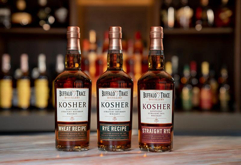 Buffalo Trace Kosher Whiskey