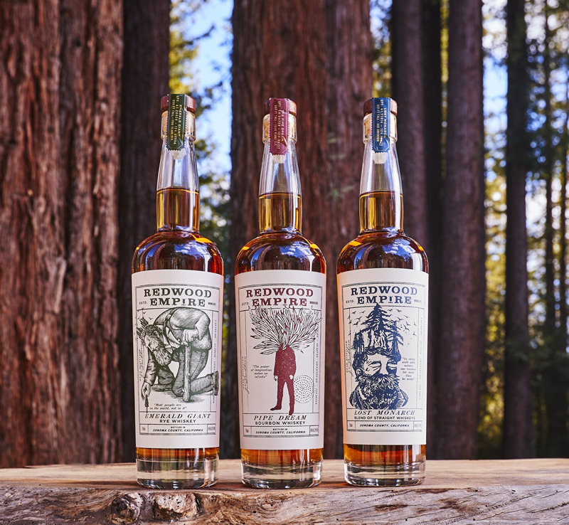 Redwood Empire Whiskey Earth Day