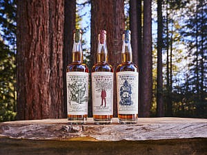 Redwood Empire Whiskey Earth Month 2021