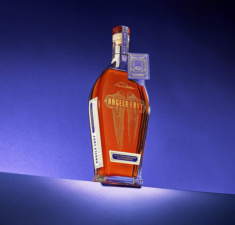 Angel's Envy Limited Edition Maderia Finish