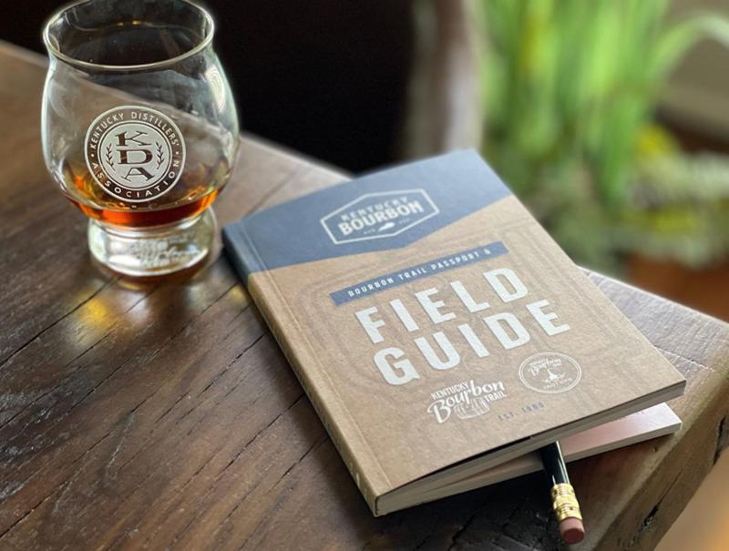 Bourbon Trail Field Guide