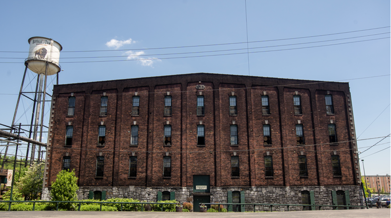 Buffalo Trace Warehouse C Rick House