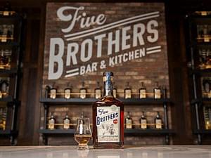Heaven Hill Distillery Five Brothers Bourbon