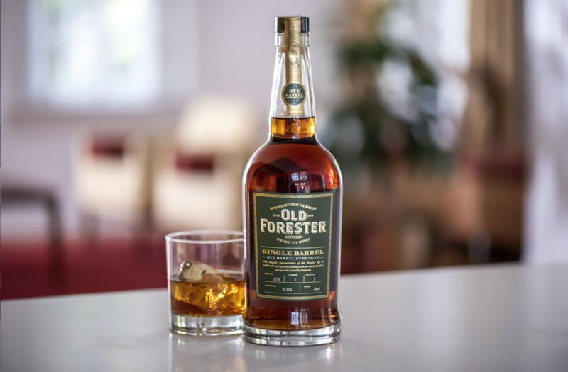 Old Forester Single Barrel Rye Whiskey