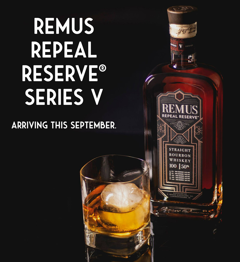 Remus Repeal Reserve Series V