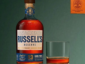 Russell's Reserve 13 Year Old Bourbon