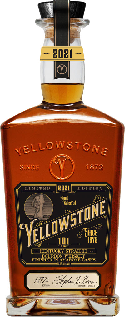 Yellowstone Limited Edition 2021