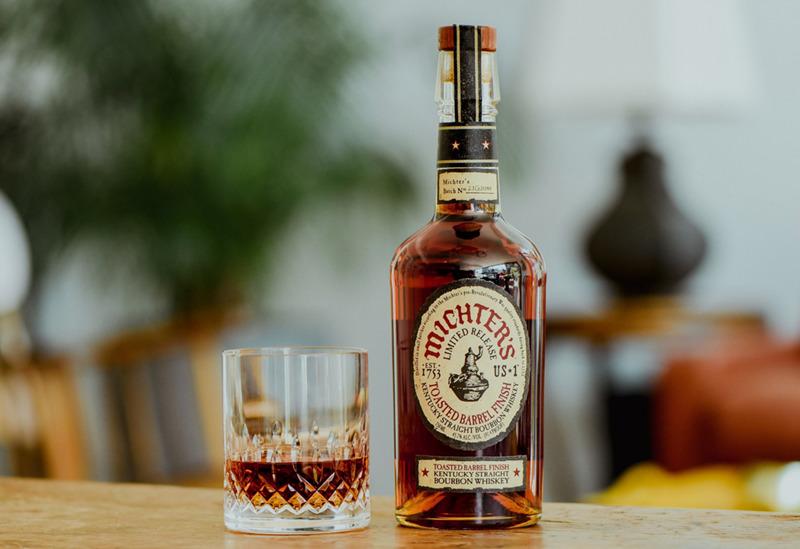Michter's US1 Toasted Barrel Finish Bourbon